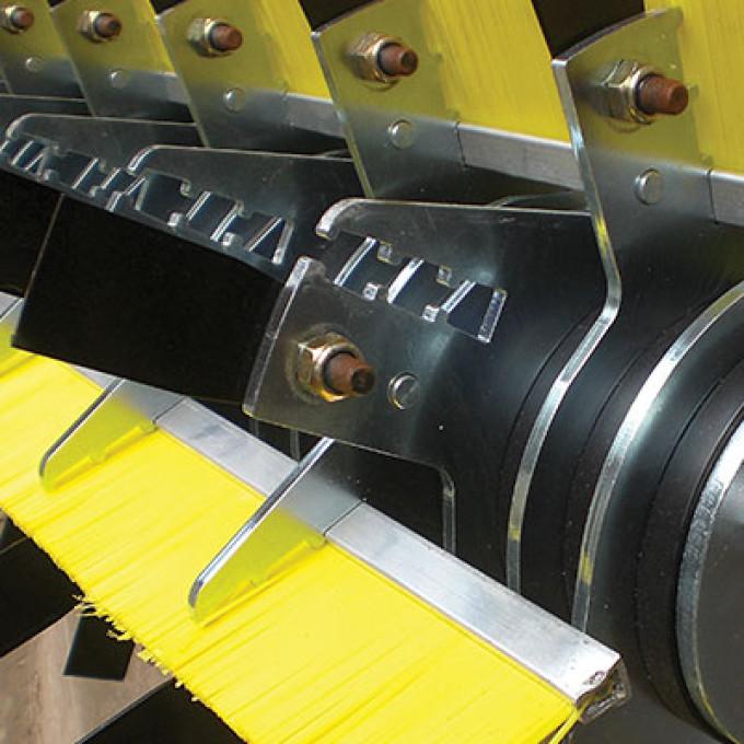 Rotor Scarification
